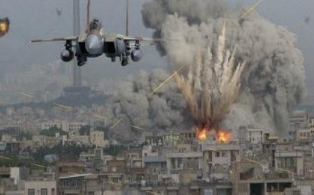 SAUDI Airstrike-Yemen