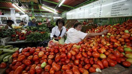 VENEZ-Caracas-Market